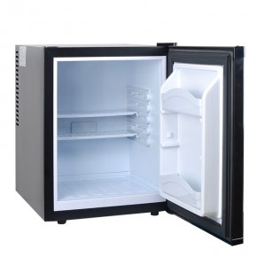 lockable mini fridge
