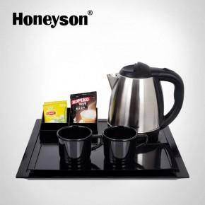 hotel tea tray