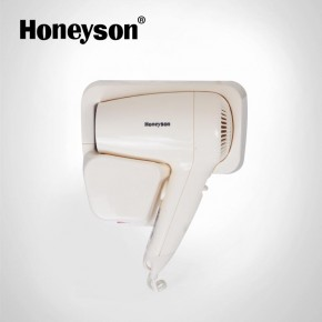 wall mounted hotel hair dryer