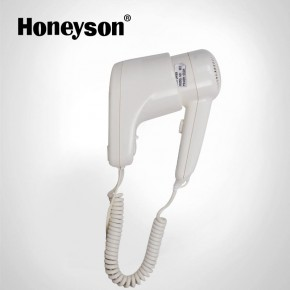 wall mounted hair dryer