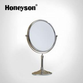hotel vanity round mirror