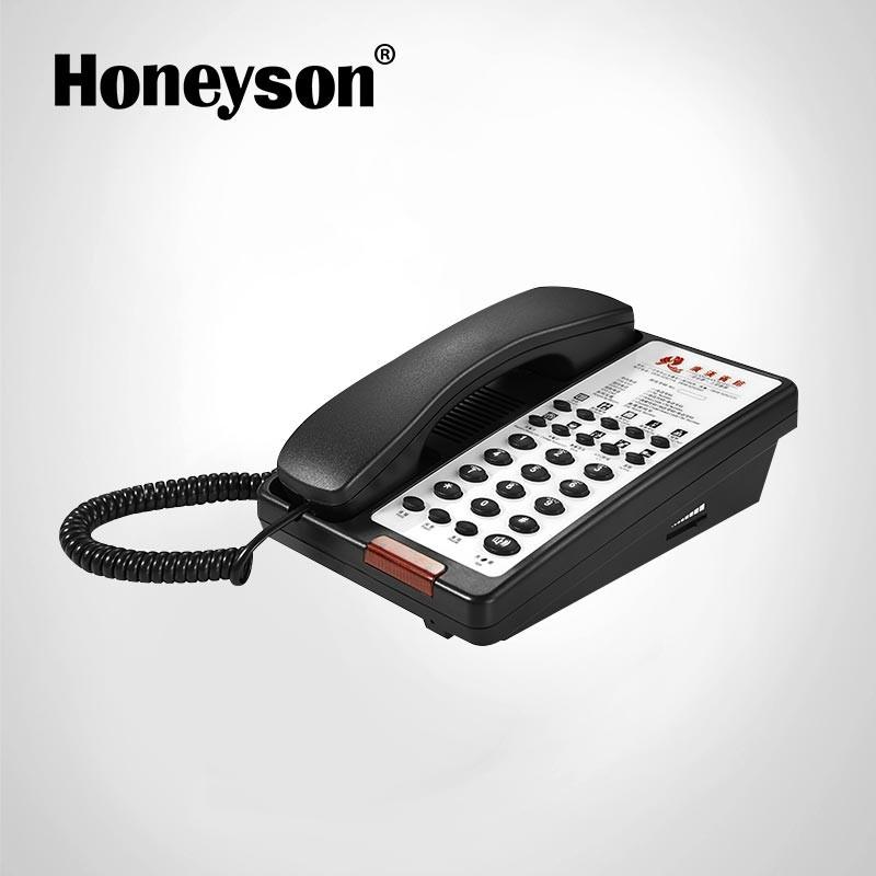 Honeyson 2017 Hotel Room Modern Landline Corded Phones