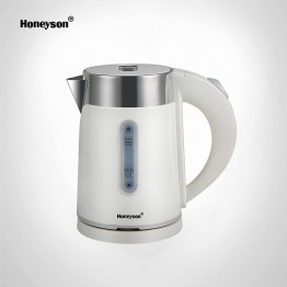 H1262 White hotel electric kettle