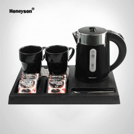 I-H1262 hotel electric kettle tray set
