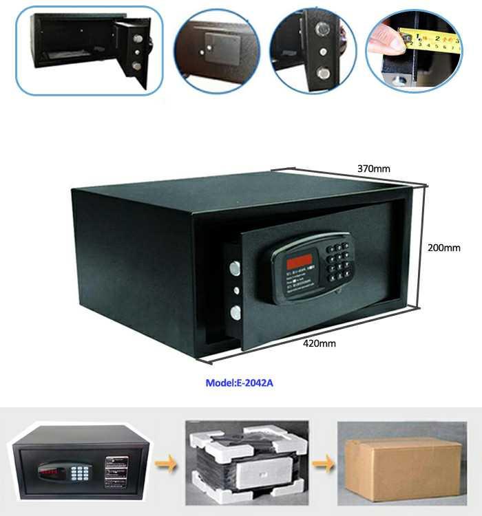Honeyson 2017 Digital Security Hotel Cash Safe Box